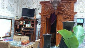 Ryad Bab Berdaine, Riads  Meknès - big - 48