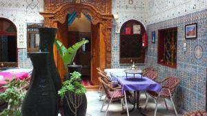 Ryad Bab Berdaine, Riads  Meknès - big - 77