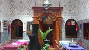 Ryad Bab Berdaine, Riads  Meknès - big - 1