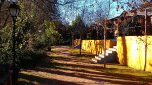 Cabañas Jimera de Líbar, Vidiecke domy  Jimera de Líbar - big - 51