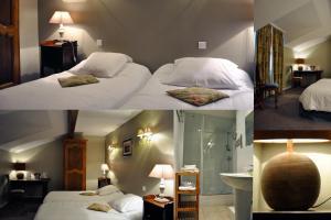 Hostellerie de la Vieille Ferme, Hotely  Criel-sur-Mer - big - 2