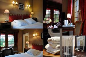 Hostellerie de la Vieille Ferme, Отели  Криэль-сюр-Мер - big - 31