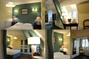 Hostellerie de la Vieille Ferme, Отели  Криэль-сюр-Мер - big - 3