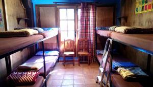 Cabañas Jimera de Líbar, Vidiecke domy  Jimera de Líbar - big - 45