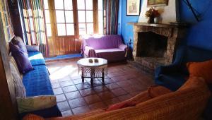 Cabañas Jimera de Líbar, Vidiecke domy  Jimera de Líbar - big - 30