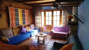 Cabañas Jimera de Líbar, Vidiecke domy  Jimera de Líbar - big - 29