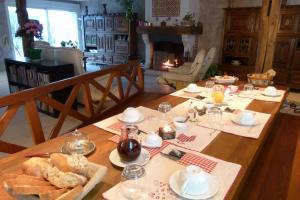 Ferme de Marpalu, Bed & Breakfast  La Ferté-Saint-Cyr - big - 34
