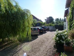 Ferme de Marpalu, Bed & Breakfast  La Ferté-Saint-Cyr - big - 26