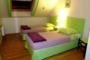 Ferme de Marpalu, Bed & Breakfast  La Ferté-Saint-Cyr - big - 19