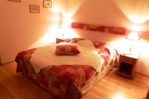 Ferme de Marpalu, Bed & Breakfast  La Ferté-Saint-Cyr - big - 13