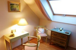 Ferme de Marpalu, Bed & Breakfast  La Ferté-Saint-Cyr - big - 8