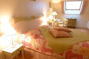Ferme de Marpalu, Bed & Breakfast  La Ferté-Saint-Cyr - big - 21