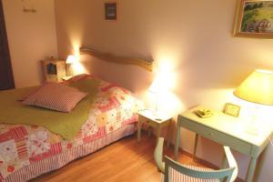 Ferme de Marpalu, Bed & Breakfast  La Ferté-Saint-Cyr - big - 7
