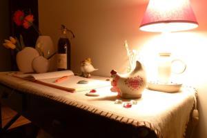 Ferme de Marpalu, Bed & Breakfast  La Ferté-Saint-Cyr - big - 25