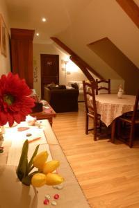 Ferme de Marpalu, Bed & Breakfast  La Ferté-Saint-Cyr - big - 24