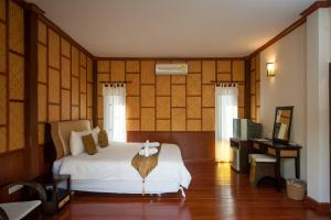 San Kam Phaeng Lake View Resort, Курортные отели  San Kamphaeng - big - 21