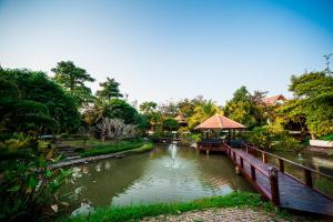 San Kam Phaeng Lake View Resort, Курортные отели  San Kamphaeng - big - 46