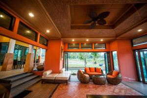 San Kam Phaeng Lake View Resort, Курортные отели  San Kamphaeng - big - 31