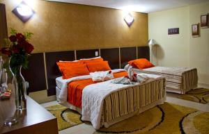 Monte Serrat Hotel, Hotel  Santos - big - 19