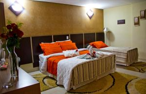 Monte Serrat Hotel, Hotels  Santos - big - 19