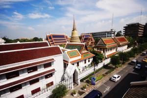 Feung Nakorn Balcony Rooms and Cafe, Hotels  Bangkok - big - 79