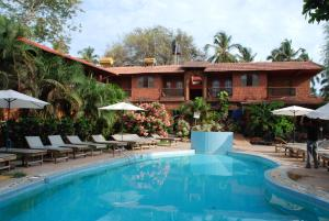 Sea Breeze Resort Candolim, Отели  Кандолим - big - 10