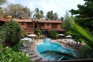 Sea Breeze Resort Candolim, Отели  Кандолим - big - 8