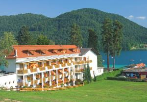 Terrassenhotel Reichmann, Hotels  St. Kanzian am Klopeiner See - big - 1
