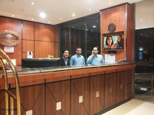 Khayal Hotel Apartments, Aparthotels  Riad - big - 34