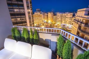 Valencia Luxury Plaza España Sky Penthouse