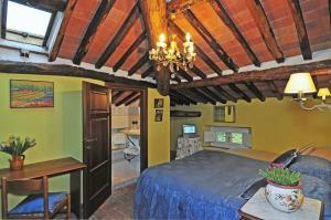 Villa Belvedere, Vidiecke domy  Pieve Fosciana - big - 4