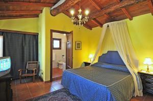 Villa Belvedere, Vidiecke domy  Pieve Fosciana - big - 2