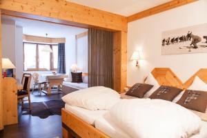 Am Dorfplatz B&B - Adults only, Hotely  Sankt Anton am Arlberg - big - 17