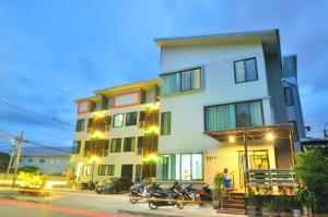 City Ratsada Apartment, Hotels  Lampang - big - 1