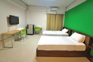 City Ratsada Apartment, Hotels  Lampang - big - 16
