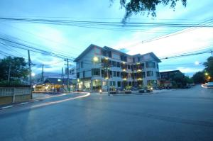 City Ratsada Apartment, Hotels  Lampang - big - 34