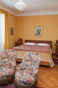 Hotel Olivedo, Hotel  Varenna - big - 11