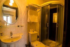 Meldi Hotel, Hotely  Kalkan - big - 8