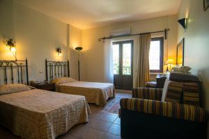 Meldi Hotel, Отели  Калкан - big - 28