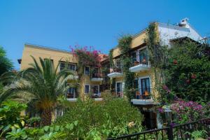 Meldi Hotel, Отели  Калкан - big - 26