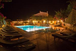 Meldi Hotel, Отели  Калкан - big - 1
