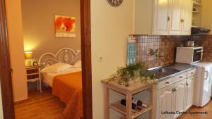 Lefkada Center Apartments, Apartments  Lefkada Town - big - 59