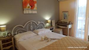 Lefkada Center Apartments, Appartamenti  Città di Lefkada - big - 55