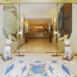 Hotel Michelangelo, Отели  Морской Милан - big - 53