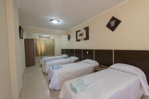 Monte Serrat Hotel, Hotel  Santos - big - 18