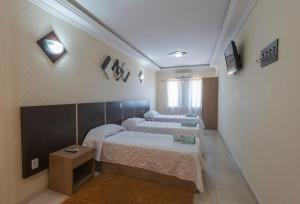 Monte Serrat Hotel, Hotel  Santos - big - 15
