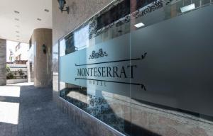 Monte Serrat Hotel, Отели  Сантос - big - 48