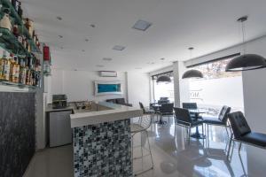 Monte Serrat Hotel, Отели  Сантос - big - 49