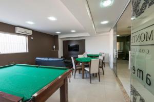 Monte Serrat Hotel, Hotel  Santos - big - 53