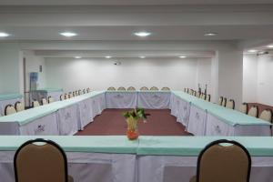 Monte Serrat Hotel, Отели  Сантос - big - 54